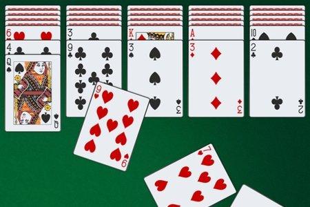 азартные игры пасьянс