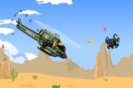 играть онлайн вертолета