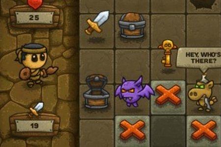подземелье играть онлайн бесплатно