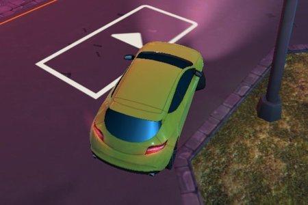Ярость на парковке 3D: Ночной вор