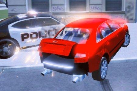 Экстремальные полицейские погони