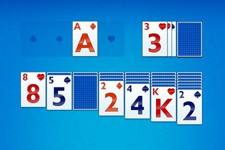 игры косынка играть бесплатно без регистрации на русском языке онлайн