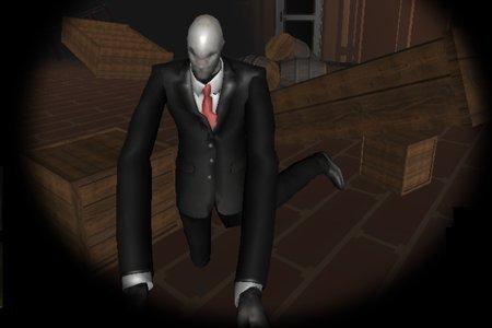 играть слендермен онлайн