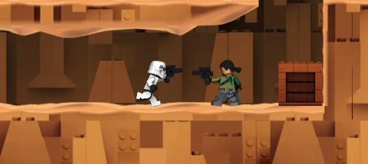 LEGO Star Wars Adventure 2016 · Play Online