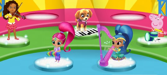 Nick Jr. Music Maker · Play Online
